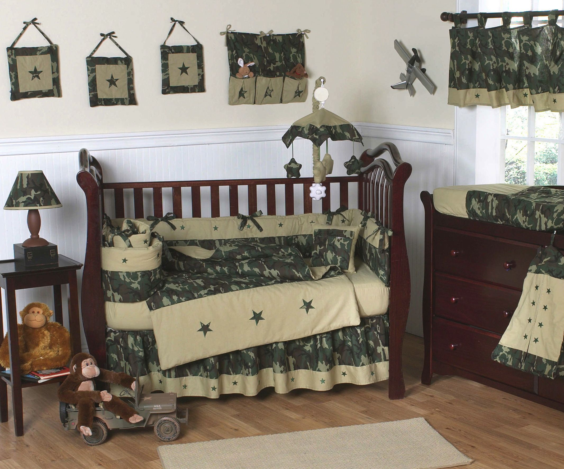 Camo Bedding And Then We Laughed