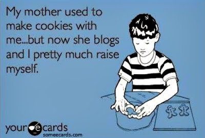 blogging ecards
